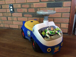 Toy Story Car