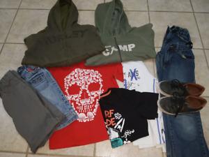 Vêtements pour garçon 10 ans