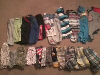 Gently Used Boy Clothing: 6-24 months