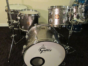 Gretsch US Custom Drum Kit. Nearly mint Condition. from 1980,s
