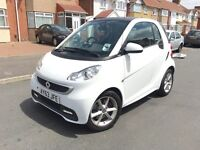 Smart Fortwo 1.0 MHD 2014, 10,000 Miles, FULL Service History, HPI Clear