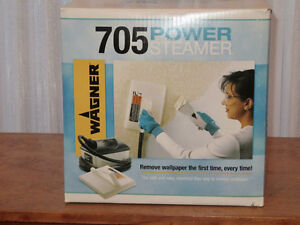 Wall Paper Steamer-Remover