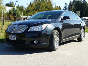 Excellent Condition 2011 Buick LaCrosse CXL