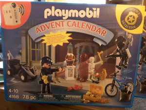 Two Playmobil Advent Calendars set 4168