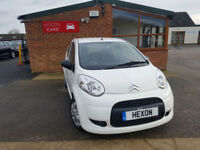 2011 Citroen C1 1.0i 68 VTR MANUAL PETROL LOW MILAGE PX WELCOME