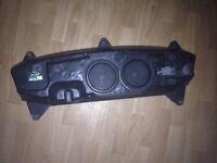 Jaguar x type speaker parcel shelf