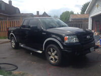2006 Ford F-150 FX4 Pickup Truck Extended Cab - WANT IT SOLD!