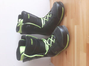 Ride Snowboard Boots mens size 13