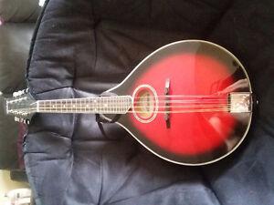 Alabama Alm18 Mandolin + Bag
