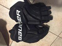 Men's Bauer Hockey Gloves