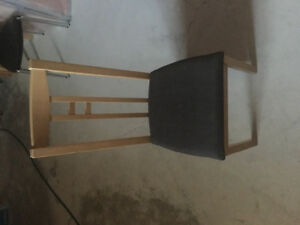 Set of Dining  Kitchen chairs x4, mint condition