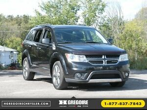 2011 Dodge Journey R/T A/C CUIR TOIT NAV CAMERA BLUETOOTH MAGS