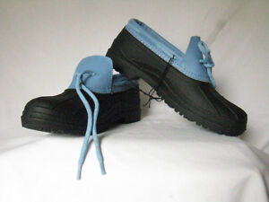"""Duckie"" type-booties, ""New"" ladies 8 Kentville"