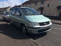2006 Hyundai matrix 1.6i moted great condition low miles