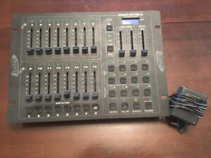 Stage setter 8Dmx controller