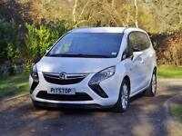 Vauxhall Zafira Tourer 1.8 Tech Line 5dr PETROL MANUAL 2014/14