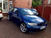 Bmw 116i se m sport wheels 2006 5 door