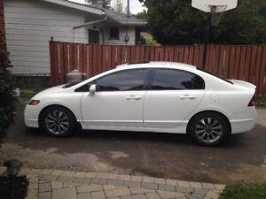 2009 Honda Civic EXL Sedan