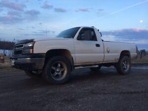 2007 silverado 4x4