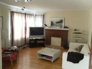 house for rent on Halifax peninsula - available 01Sep18