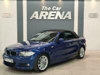 2009 BMW 1 Series 2.0 120d M Sport Auto 2dr Convertible Diesel Automatic