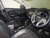 2012 12 HYUNDAI IX35 2.0 PREMIUM CRDI 4WD 5D AUTO 181 BHP DIESEL