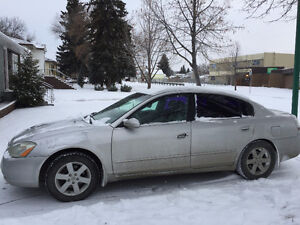 2003 Nissan Altima Other
