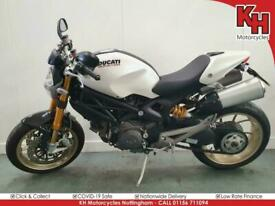 Ducati Monster 1100S White 2010 - Low Mileage, Ohlins Forks and Shock
