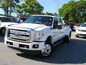 2016 Ford F-450 Platinum