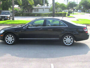 2007 Mercedes-Benz S-Class 550 Sedan, 4-Matic, LIKE NEW, GPS