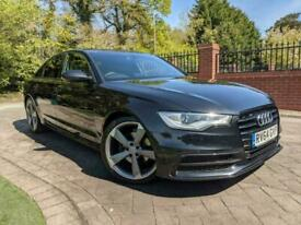 image for 2014 Audi A6 2.0 TDI Ultra Black Edition [190] *1 Former Keeper & Just Serviced*