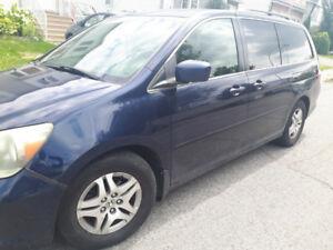 2005 Honda Odyssey Fourgonnette, fourgon