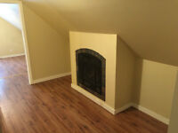 Courtland Upper Apt Avail. June 1st (renovated w/ fireplace)
