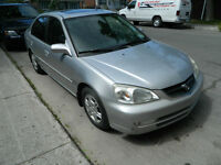 2001 Acura EL TOURING Sedan/MUST SELL/NEW PARTS