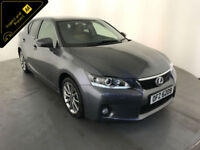 2013 LEXUS CT 200H ADVANCE CVT HYBRID AUTO 1 OWNER SERVICE HISTORY FINANCE PX