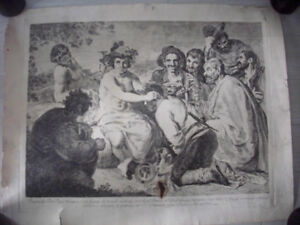 Goya,1778, Photogravure-type reproduction  produced 150 yrs  ago