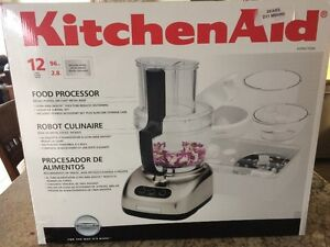KitchenAid KFPM770NK 12-Cup Wide Mouth Food Processor