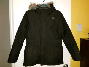 North Face Kids Winter Coat - size XL