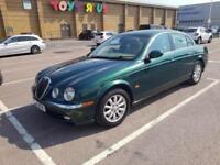 Jaguar S-TYPE 2.5 V6 auto SE CALL 07958 430671. SHOWROOM PERFECT CONDITION