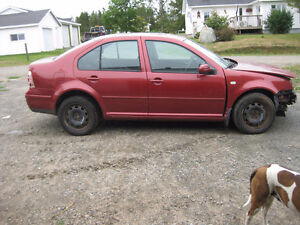 2000 VW jetta (((PARTING OUT )))