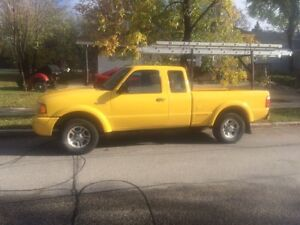 2003 Ford Ranger Edge Pickup Truck. Safetied. 4500 or trade