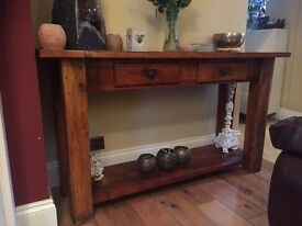 Sideboard serving/console Table