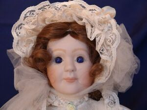 Meggan's Collectors Canadian Procelain Handmade Doll (Daisy) London Ontario image 1