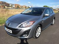 Mazda 3 sport D 2.2 Lovely condition Only 74000 miles