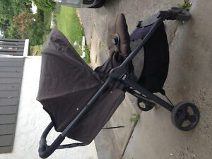 Stroller and car seat - separate