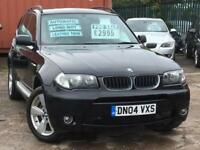 2004 BMW X3 Sport 2.5 Auto