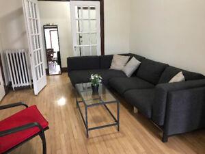 Appartement chic et lumineux!! HEC / Universite de Montreal AREA