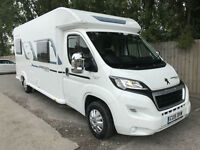 2015 15 PEUGEOT BAILEY 2.2 HDI APPROACH ADVANCE 665 130BHP 6 BERTH 37.7 MPG PX