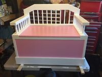 Quality Handcrafted Toy Boxes For Sale