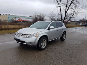 2007 Nissan Murano REAR VIEW CAMERA / SAFETY / E-TEST / WARRANTY
